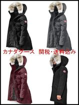 CANADA GOOSE ROSSCLAIR Street Style Medium Down Jackets