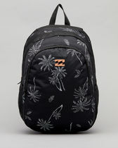 Billabong Tropical Patterns Unisex A4 Oversized Backpacks