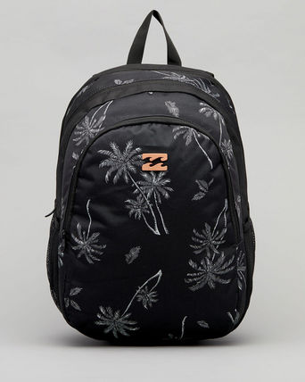 Tropical Patterns Unisex A4 Oversized Backpacks