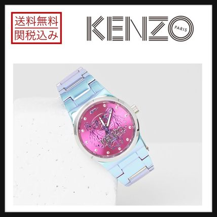 Casual Style Unisex Street Style Quartz Watches Stainless