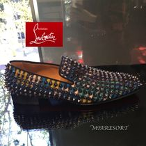 Christian Louboutin DANDELION Studded Oxfords