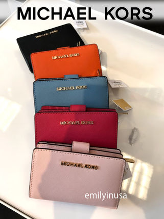 Saffiano Folding Wallets