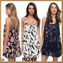 ROXY Tropical Patterns Beach Cover-Ups