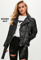 Missguided Casual Style Biker Jackets