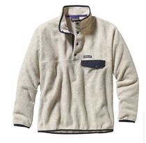 Patagonia Pullovers Long Sleeves Plain Tops