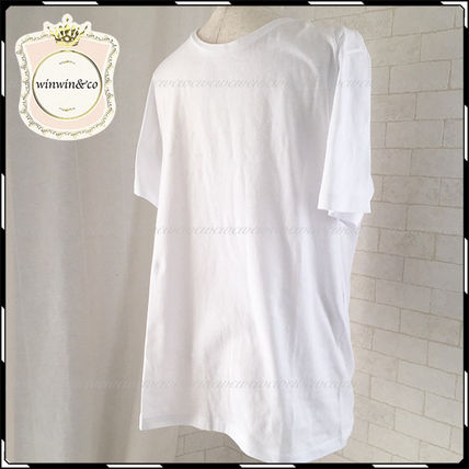 GUCCI More T-Shirts Street Style U-Neck Cotton Short Sleeves T-Shirts 15