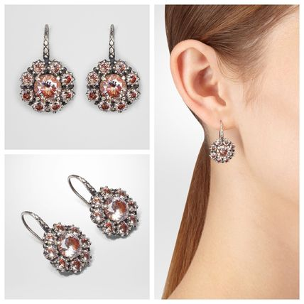 Bottega Veneta Earrings Piercings Flower Elegant Style