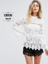 ASOS Casual Style Lace Tops