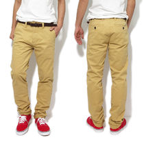 Ron Herman Tapered Pants Plain Cotton Tapered Pants