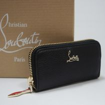 Christian Louboutin Panettone  Unisex Plain Leather Keychains & Bag Charms