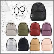 Stella McCartney FALABELLA Plain Backpacks