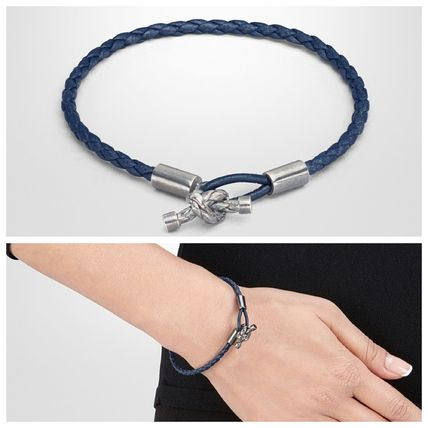 jewellery bracelet intrecciato pad fff leather bottega reebonz bangle bn mode silver fashion bgcolor veneta
