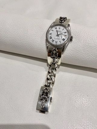 CHROME HEARTS DAGGER Collaboration Mechanical Watch Watches Watches