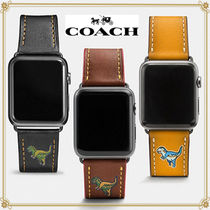 Coach Casual Style Leather Watches