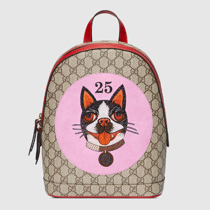 b56bf870bb3 ... GUCCI Backpacks Casual Style Other Animal Patterns Backpacks 2 ...