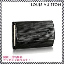 Louis Vuitton MULTICLES Unisex Leather Keychains & Holders
