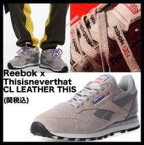 Reebok CLASSIC LEATHER Unisex Sneakers