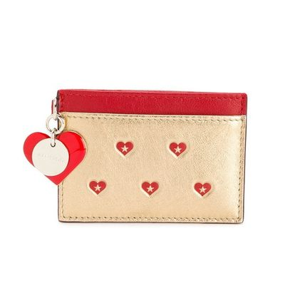 Heart Long Wallets