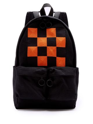 Other Check Patterns Cambus Street Style Backpacks