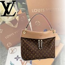 Louis Vuitton MONOGRAM MONOGRAM TUILERIES HOBO