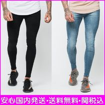 GOOD FOR NOTHING Denim Street Style Plain Skinny Fit Jeans & Denim
