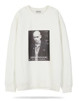 Casual Style Sweat Collaboration Long Sleeves
