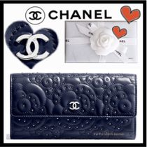 CHANEL ICON CHANEL Long Wallets
