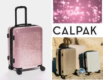 CALPAK Calpak MEDORA Carry-On Sparkling Luggage with TSA lock