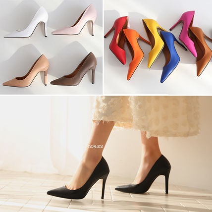Womens Pointed Toe Pumps & Mules