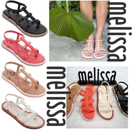 Casual Style Collaboration Sandals