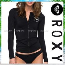 ROXY Plain Beach Cover-Ups