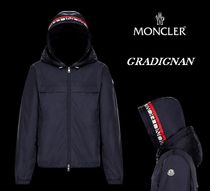 MONCLER Short Plain Jackets