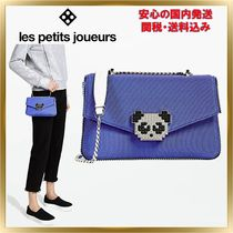 Les Petits Joueurs Casual Style Unisex 2WAY Chain Plain Other Animal Patterns