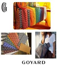 GOYARD Casual Style Unisex A4 Totes