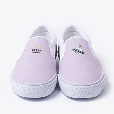 Casual Style Unisex Collaboration Slip-On Shoes