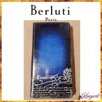 Berluti Leather Smart Phone Cases
