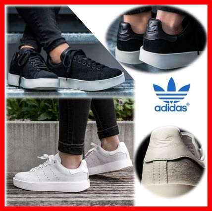 Casual Style Unisex Suede Street Style Low-Top Sneakers