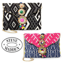Steve Madden Casual Style 2WAY Clutches
