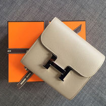 HERMES CONSTANCE Folding Wallets