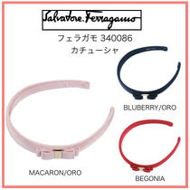 Salvatore Ferragamo Brass Hair Accessories