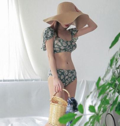 Tropical Patterns Beach Cover-Ups