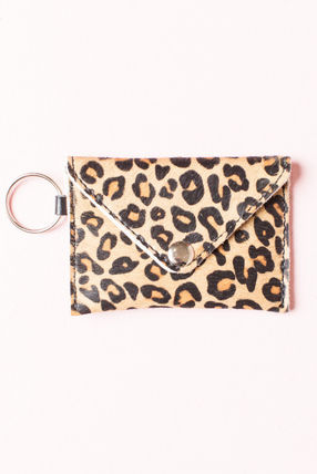 Leopard Patterns Coin Purses