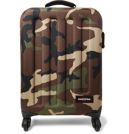 Street Style Soft Type Luggage & Travel Bags