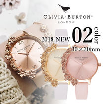 Olivia Burton Round Elegant Style Analog Watches