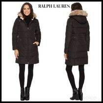 Ralph Lauren Casual Style Plain Medium Down Jackets