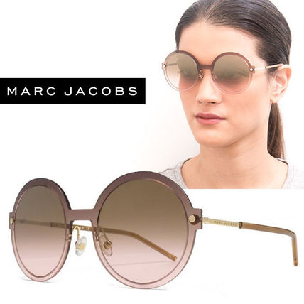 8c3854b05103 Marc by Marc Jacobs Round Sunglasses (MARC 29/S TVX/JM) by ...