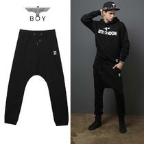 BOY LONDON Star Unisex Street Style Cotton Sarouel Pants