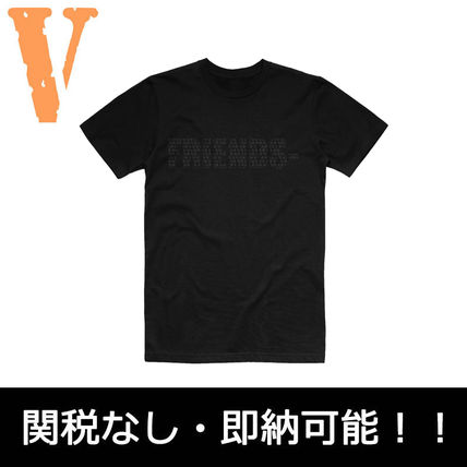 Pullovers Street Style Cotton Short Sleeves T-Shirts