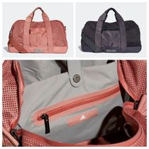adidas by Stella McCartney Casual Style Collaboration Vanity Bags Plain