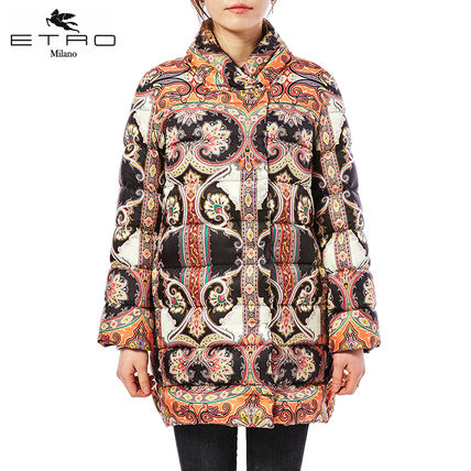 Paisley Medium Down Jackets